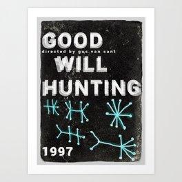 Good Will Hunting | Gus Van Sant Art Print