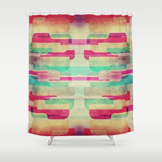 Staris Shower Curtain