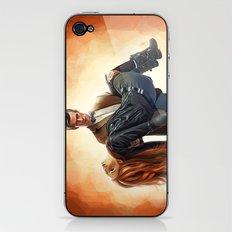 Asylum of the daleks - Doctor Who iPhone & iPod Skin