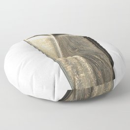 everyday object 2 Floor Pillow