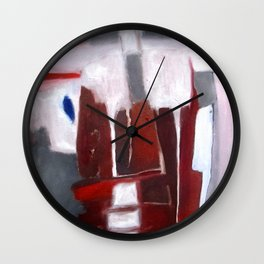 of the bored Wall Clock