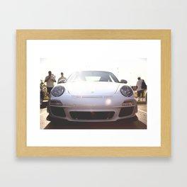 GT3 RS Framed Art Print
