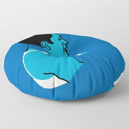 Lover, You Should've Come Over - Jeff Buckley Floor Pillow