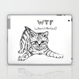 Where's the food? Laptop & iPad Skin