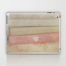 Read My Crooked Rhyme Laptop & iPad Skin
