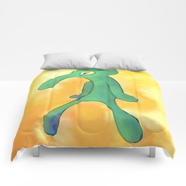 High Res Bold and Brash Repaint Comforters