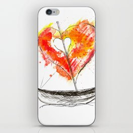 love boat iPhone Skin