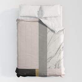 Geometric art VII Comforters