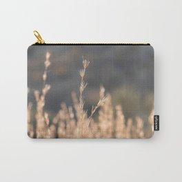 Winter Grass Carry-All Pouch