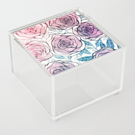 Ode to Summer Acrylic Box