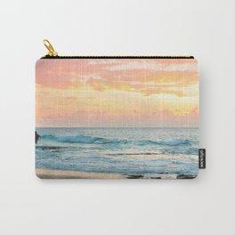Honolulu Sunrise Carry-All Pouch