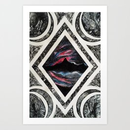 Carpet Art Print
