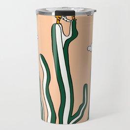 King of the Cactus Travel Mug