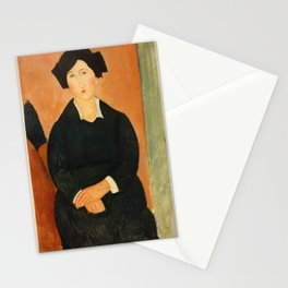 "Amedeo Modigliani ""The Italian Woman"" Stationery Cards"