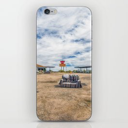 Endless Comfort Zone iPhone Skin