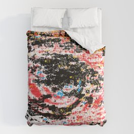 The flame in the look Comforters