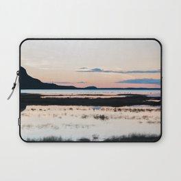 Sunset in Iceland - nature landscape Laptop Sleeve