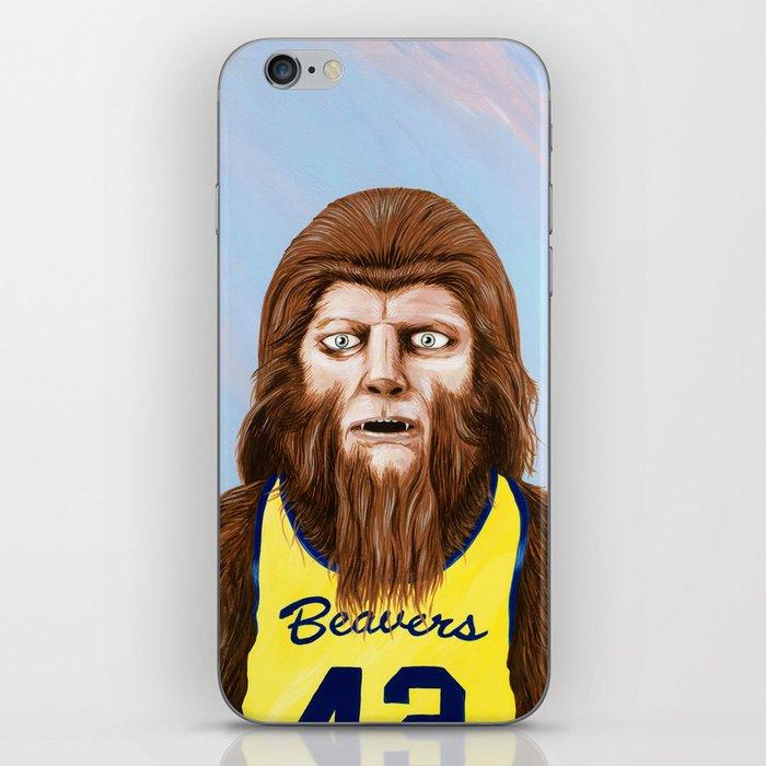 Teenwolf iPhone Skin