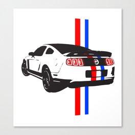 2013 Mustang Canvas Print