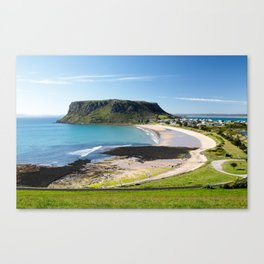 Stanley and The Nut Canvas Print