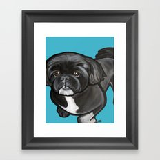 Mabel Louise Framed Art Print
