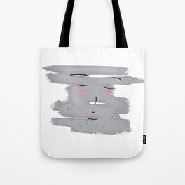 Brushed Tote Bag