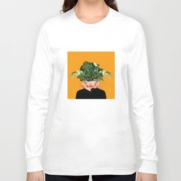 Lady Flowers || Long Sleeve T-shirt