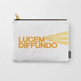 Lucem Diffundo Carry-All Pouch