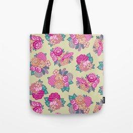Hidden Jungle Pattern Tote Bag