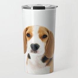 Beagle Dog Travel Mug