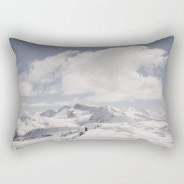 Whistler Summit Rectangular Pillow