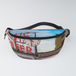 The Heart of Seattle Fanny Pack