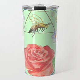 The Sacred Queen Travel Mug
