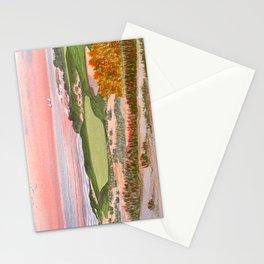 Spyglass Hill Golf Course Hole 3 Stationery Cards