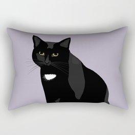 The Cat Sith (Cat Sidhe) Rectangular Pillow