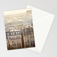 Dans Mon Reve de Paris Stationery Cards