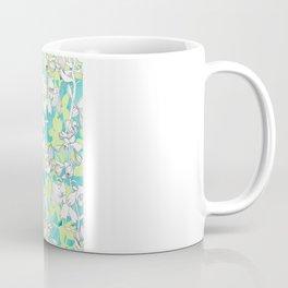 Hosta Trumpets Coffee Mug