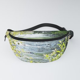 A River runs through it Fanny Pack