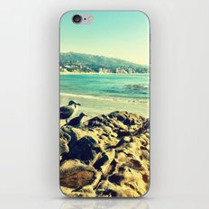 Birds at the beach. iPhone & iPod Skin