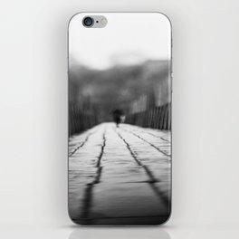 Take my heart and go away... iPhone Skin