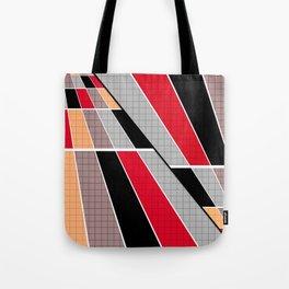 #Geometric #patchwork #14 Tote Bag