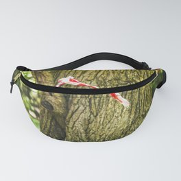 Tape Around A Tree Fanny Pack