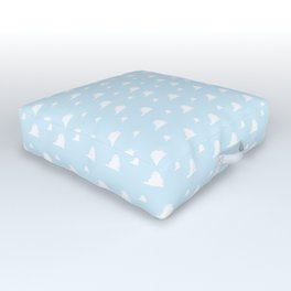 Toy Story Andy's Room Wallpaper Outdoor Floor Cushion