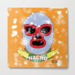 Nacho Corn Metal Print