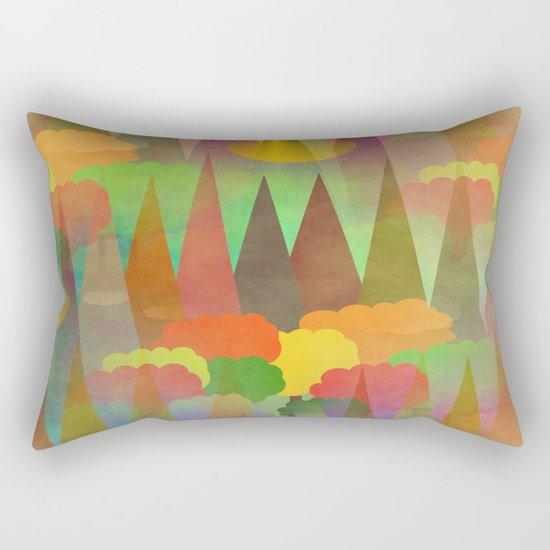 Fantasy Land Rectangular Pillow