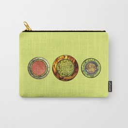 Food Mix Tris Carry-All Pouch