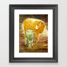 Anomoly Framed Art Print