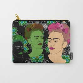 Frida finds herself in the jungle Carry-All Pouch