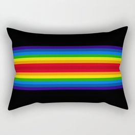 Retro #5.2 Rectangular Pillow