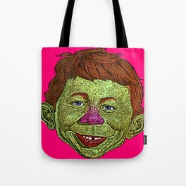 Alfred E. Newman MAD Tote Bag